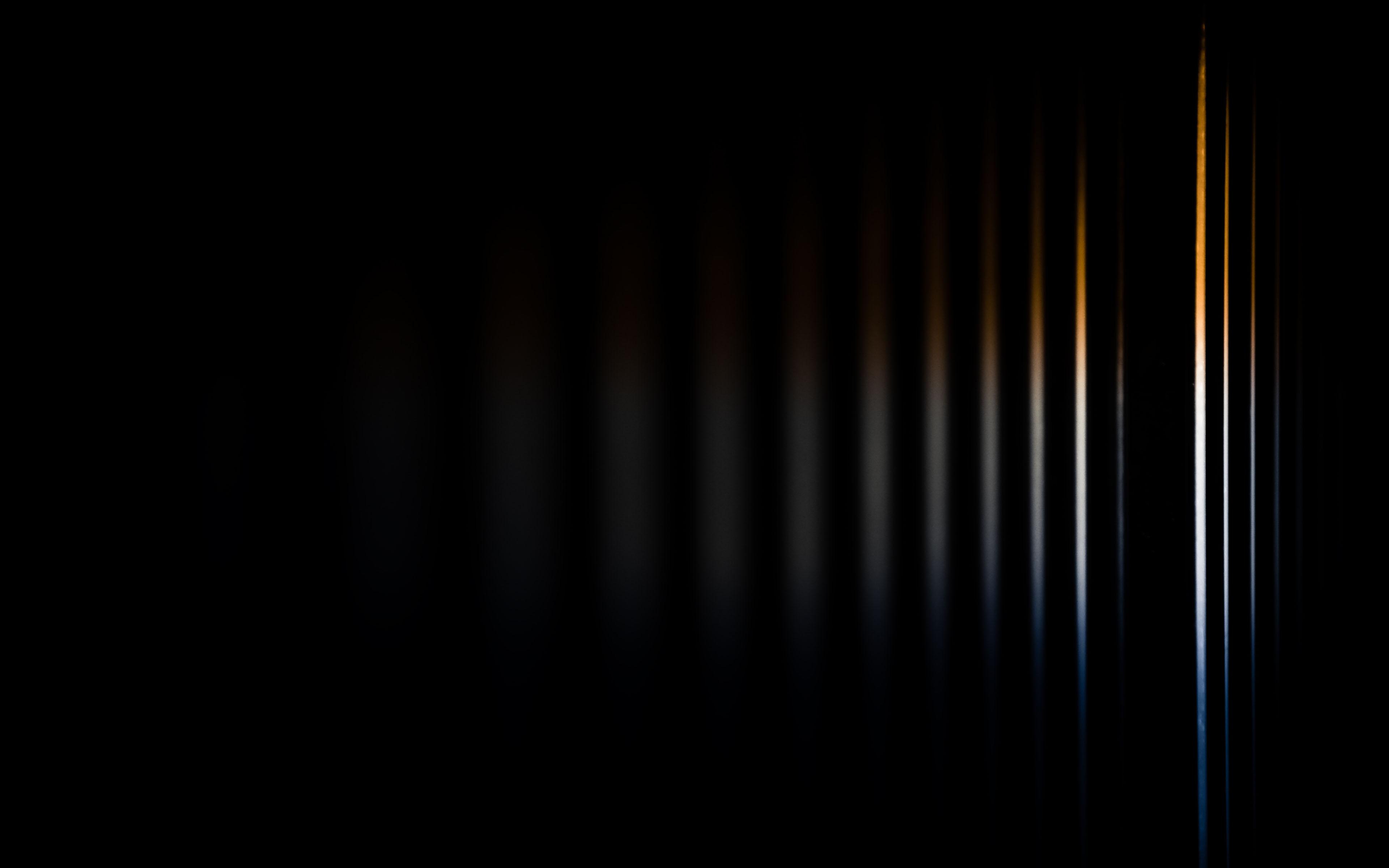 Einzelleuchte Streifen Licht